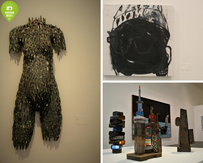 """Een gesprek tussen collecties uit Kinshasa en Oostende"""". 1"""