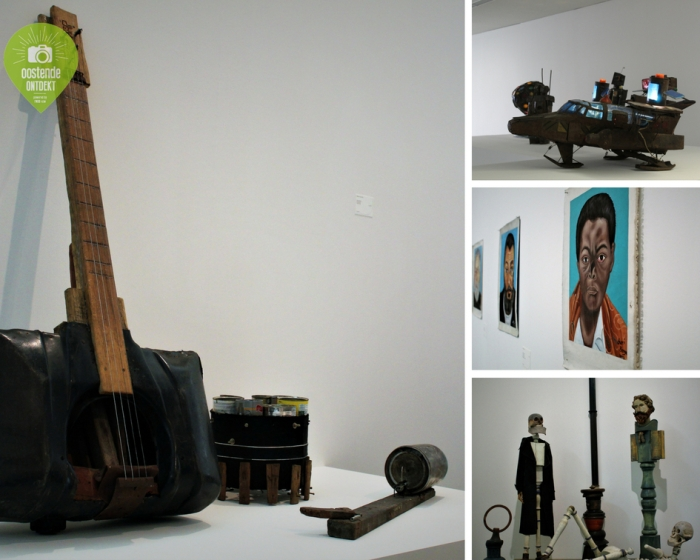"""Een gesprek tussen collecties uit Kinshasa en Oostende"""". 3"""